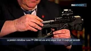 Download Des armes à feu ultra sophistiquées testées en Russie Video