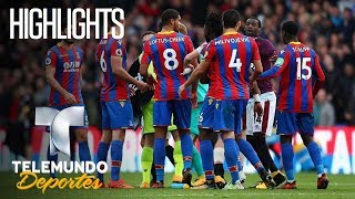 Download Highlights: Crystal Palace 2 – West Ham United 2 | Premier League | Telemundo Deportes Video