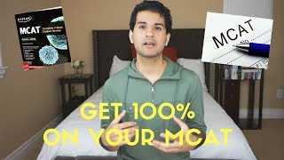 Download How I Scored in the 100th Percentile on the MCAT | MedBros Video