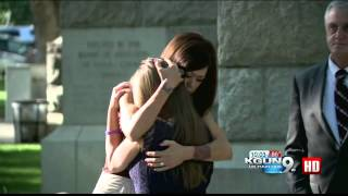 Download 'They won't break me': Fallen firefighter widow fights benefit denial Video