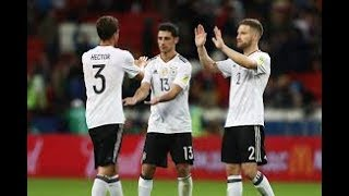 Download germany vs cameroon (3-1) all goals and latest highlights extended confederation cup 2017 Video