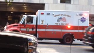 Download Washington D.C. Fire Dept. Medic 2 Responding!!!!! Video
