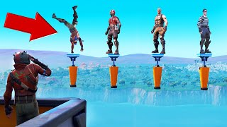 Download Do A HANDSTAND But DON'T FALL OFF! (Fortnite Simon Says) Video