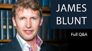 Download James Blunt | Full Q&A | Oxford Union Video