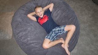 Download GIANT BEAN BAG CHAIR COSTCO HAUL Video
