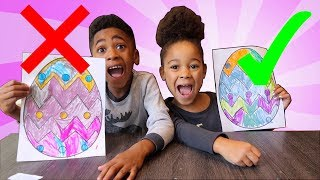Download 3 Marker Challenge with Easter Eggs! Video