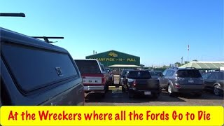 Download More F150 Problems off To the Wreckers Video