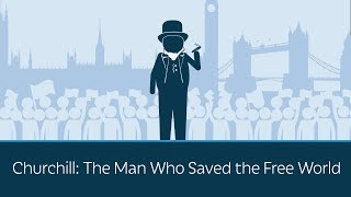 Download Churchill: The Man Who Saved the Free World Video