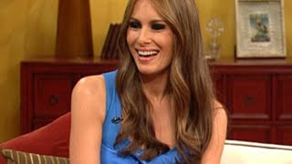 Download Melania Trump On The Rachael Ray Show Video