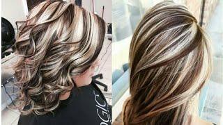 Download Hermosos tonos de rayitos en el cabello Video