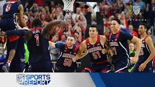 Download Highlights: Arizona men's basketball claims 2017 Pac-12 Tournament crown Video