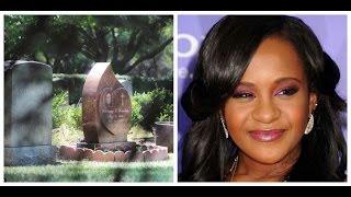 Download Bobbi Kristina Laid To Rest Next To Mother Whitney Houston Video