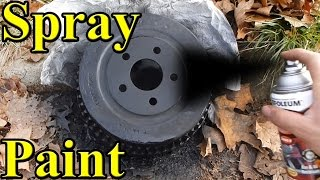 Download How to paint brake drums ANY color DIY Video