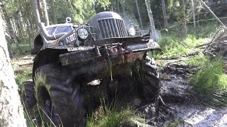 Download Off-Road Trucks in Antsumae 2016 Video