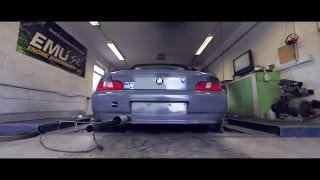 Download BMW Z3 M50 turbo Drift Car on the dyno - JAMSPORT Video