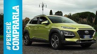 Download Hyundai Kona   Perché comprarla... e perché no Video