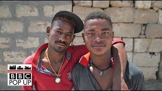 Download What is it like being black in India? BBC News Video