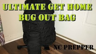 Download Ultimate EDC Get Home Bug Out Bag Video