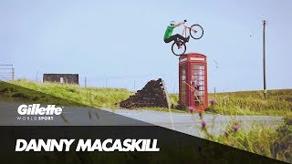 Download The Rise and Rise of Danny MacAskill | Gillette World Sport Video