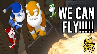 Download Gang Beasts 0.1.5A! We learn to FLY!!!!!!! Video