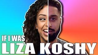 Download HELGA BLOWS ME! ft Liza Koshy Video