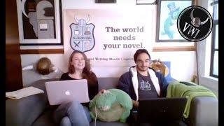 Download NaNoWriMo Virtual Write-In 11/7/17 Video