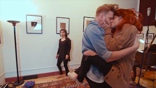 Download Mitch Grassi and Scott Hoying Kissing (Scömìche Kisses) Video