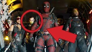 Download Deadpool 2 Red Band TRAILER BREAKDOWN - Easter Eggs, Cameos and Hidden Details Video