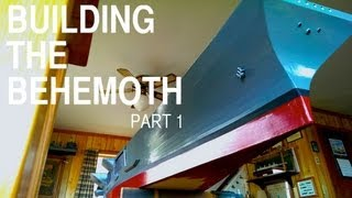 Download Making a 13-foot R/C Aircraft Carrier from Scratch - ″Building the Behemoth,″ Part 1 Video