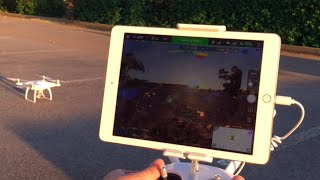 Download Phantom 4 distance test max distance 2.11 mil 3,395 meters Video