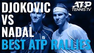 Download Rafael Nadal vs Novak Djokovic: Best Ever ATP Shots & Rallies! Video