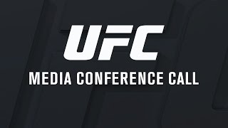 Download UFC 209: Woodley vs Thompson 2 Media Conference Call Video