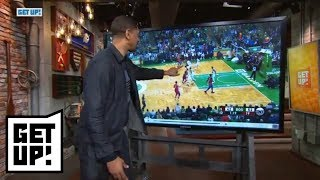 Download Jalen Rose breaks down film of Celtics' Game 1 win over 76ers | Get Up! | ESPN Video