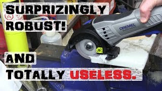 Download BOLTR: Dremel Saw Max   MORE NOISE! MORE DUST! Video