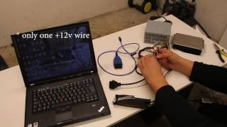 Download How to tune ms41 ECUs (BMW m52/s52 engines): bench setup Video