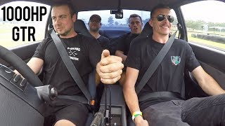 Download 1000hp R32 GTR Reaction! - SEQUENTIAL GEARBOX! Video
