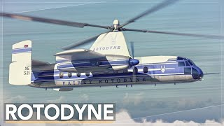 Download Why The Vertical Takeoff Airliner Failed: The Rotodyne Story Video