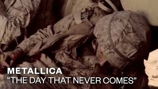 Download Metallica - The Day That Never Comes (video) Video