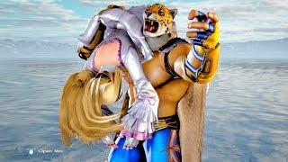 Download Tekken 7 All Rage Super Moves (No HUD) 4k UHD 2160p (All Super Moves) Video