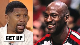 Download Jalen Rose agrees with Dennis Rodman: MJ would score a lot more in today's NBA | Get Up Video