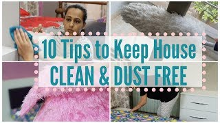 Download 10 Tips for Clean and Dust free Home | Habits and Routines to keep house clean Video