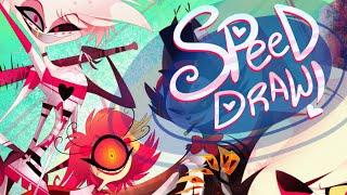 Download SPEED DRAW- Demon Suicide Squad- VivziePop Video