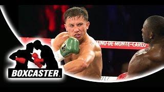 Download Gennady Golovkin vs. Osumanu Adama - Full Fight in HD Video