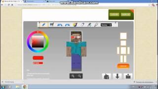 Download Minecraft - Kako Napraviti i Postaviti Skin? Video