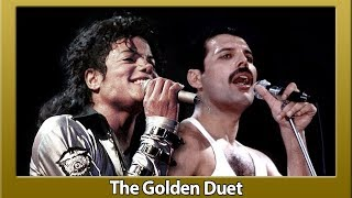 Download Freddie Mercury and Michael Jackson - There Must Be More to Life Than This (Video Clip) Video