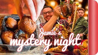 Download Mystery Night Food Challenge… Oreo Donuts, Szechuan Wings and Rum Shots Video