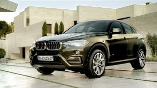 Download The all-new BMW X6. Official Launchfilm. Video