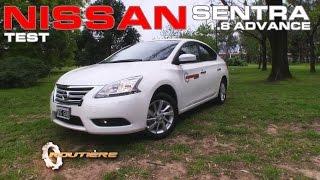 Download Nissan Sentra 1.8 Advance Manual Test - Routière - Pgm 291 Video