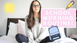 Download HOW TO ORGANIZE YOUR SCHOOL MORNING ROUTINE! Video