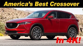 Download 2017 / 2018 Mazda CX-5 Review and Road Test in 4K UHD! Video